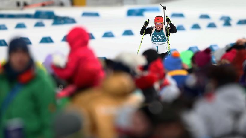 Biathlon: Die offene Rechnung im Olymp