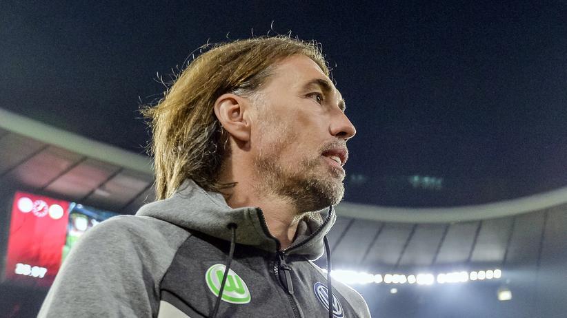 Bundesliga: Wolfsburgs Trainer Martin Schmidt hat seinen Rücktritt bekanntgegeben.