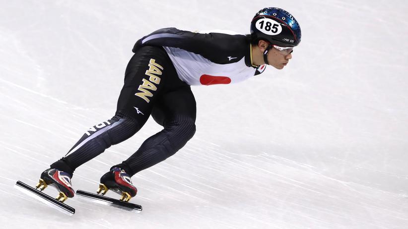 Olympische Winterspiele: Shorttrack-Läufer Kei Saito wegen Doping suspendiert