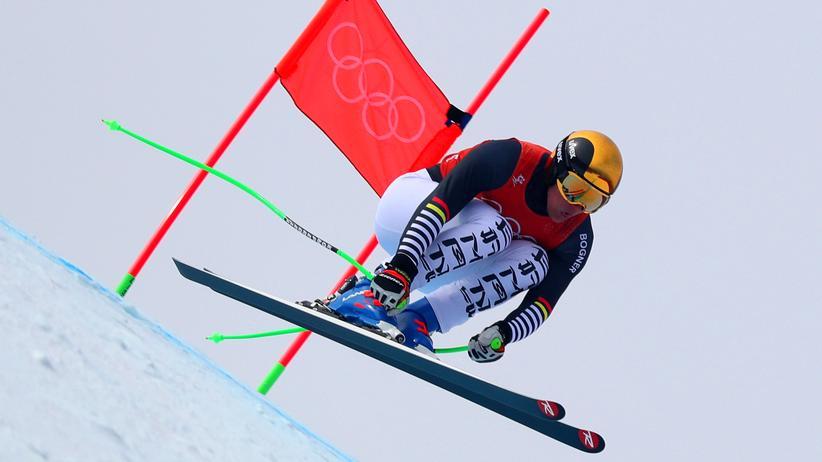 Olympia heute: Für die Alpinen um Thomas Dreßen steht der erste Wettkampf in Pyeongchang an.