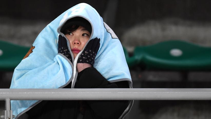 Olympische Winterspiele: Brrrrr