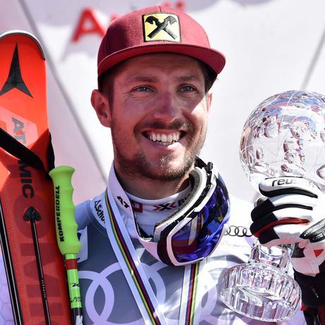 Olympische Winterspiele: Der sechsfache Gesamtweltcupsieger Marcel Hirscher gilt als Gold-Kandidat für Österreich