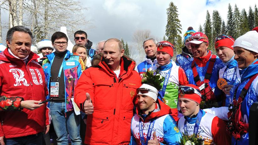 Doping: CAS hebt Olympia-Sperren für russische Sportler auf