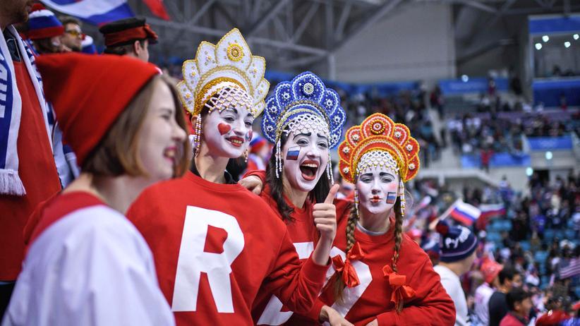 Olympia 2018: Russland im Herzen