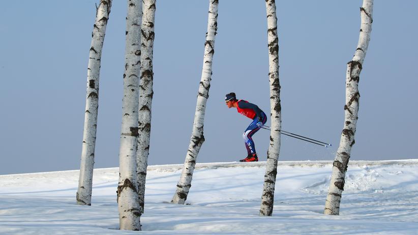 Olympia heute: Der Marathon des Skilanglauf