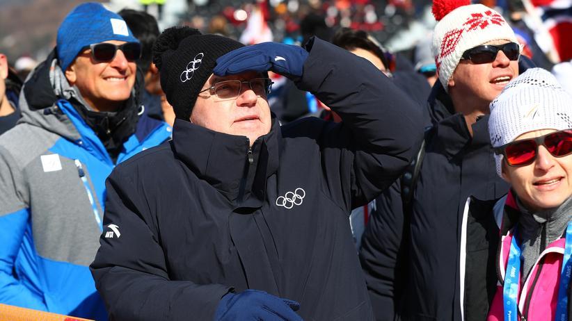 Internationales Olympisches Komitee: Thomas Bach wirbt um deutsche Olympiabewerbung