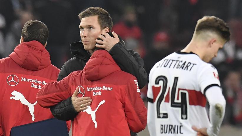 Bundesliga-Vorschau: Für Stuttgart ist die Bundesliga wohl eine Nummer zu groß