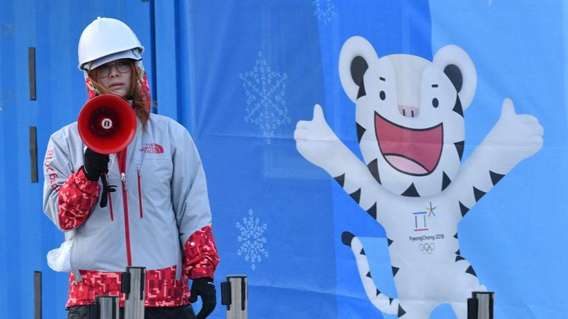Olympische Spiele: Aufstand der Freiwilligen