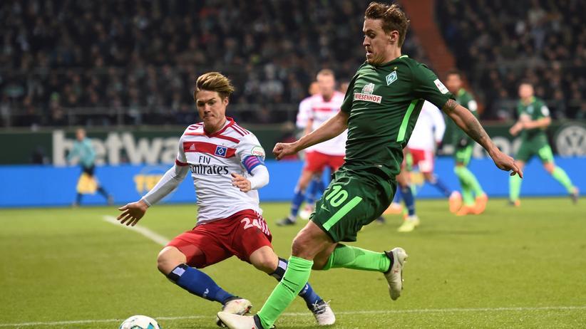 Bundesliga, 24. Spieltag: Bremen besiegt den HSV