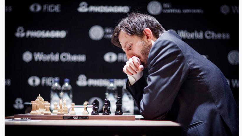 Kandidatenturnier: Gewinnt gefühlt mehr als einen halben Punkt: Alexander Grischtschuk