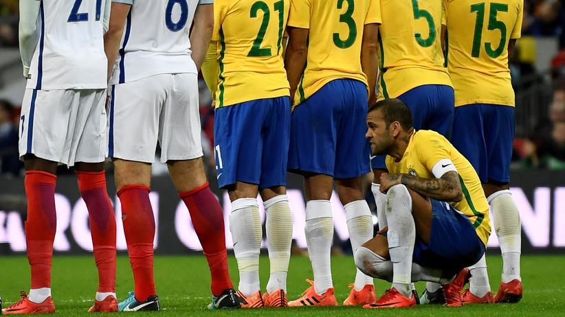 Brasilien: Ein Spiel gegen die Gespenster