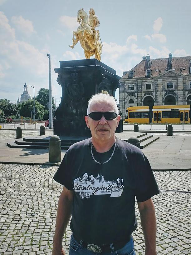 DDR: Wolfgang Großmann heute