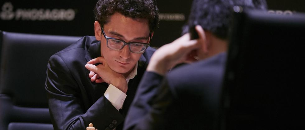 Fabiano Caruana bietet nervenstarken Konterschach.