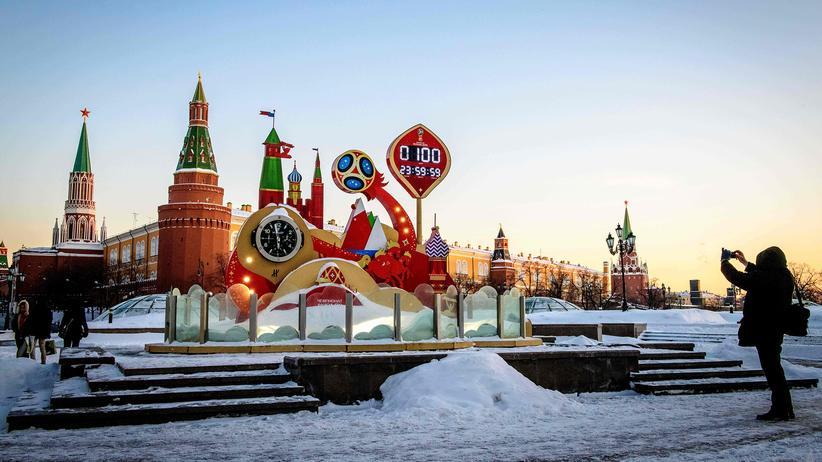 Nordrhein-Westfalen: Die Fußball-WM in Russland beginnt am 14. Juni.