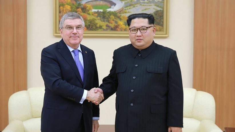 Olympische Spiele: Nordkorea will an Olympischen Spielen in Tokio und Peking teilnehmen