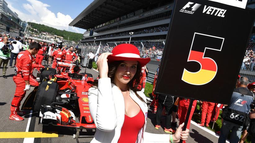 Formel 1: Das Ende der Nummerngirls
