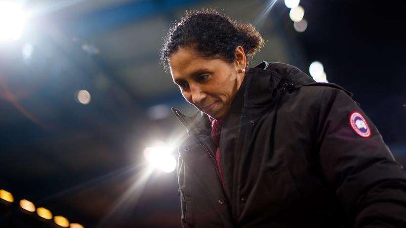 Frauenfußball: DFB entlässt Bundestrainerin Steffi Jones