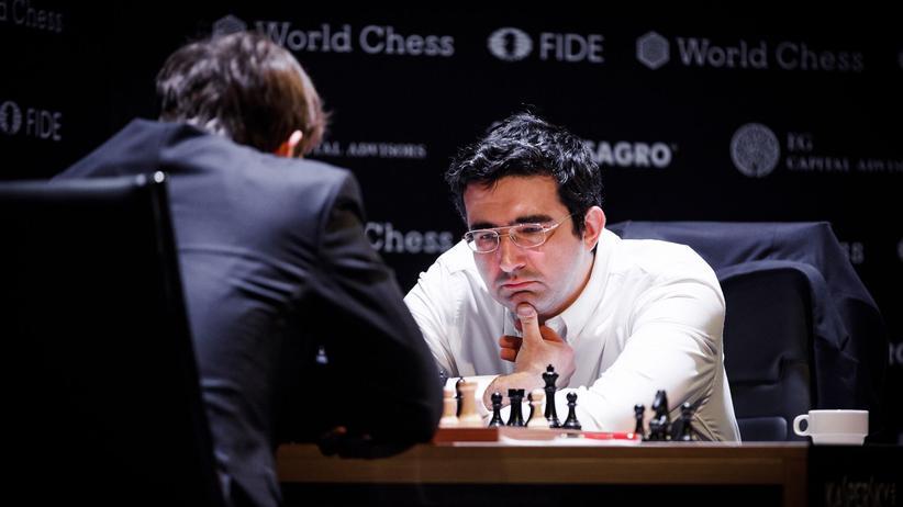 Kandidatenturnier: Kramnik will, will, will gewinnen