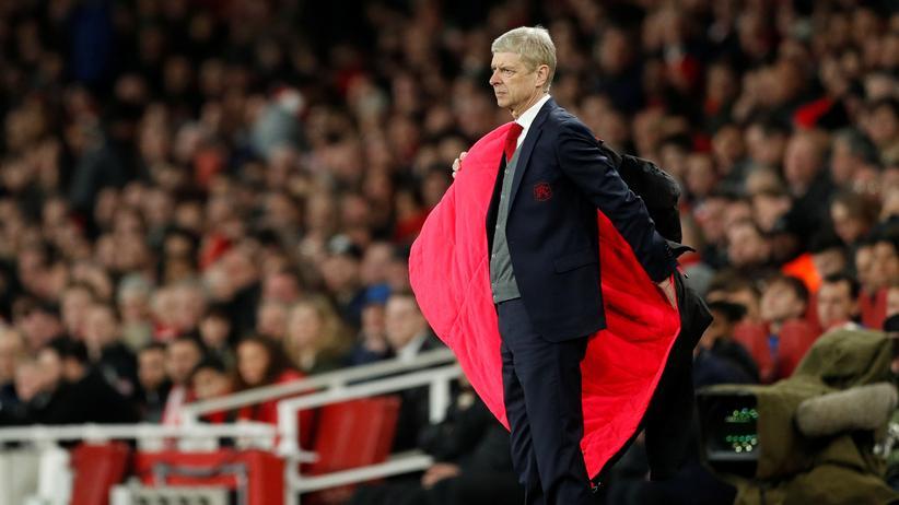 Premier League: Seit 22 Jahren gehört Wenger zum festen Bild an der Seitenlinie des FC Arsenal. Zum Saisonende ist Schluss.