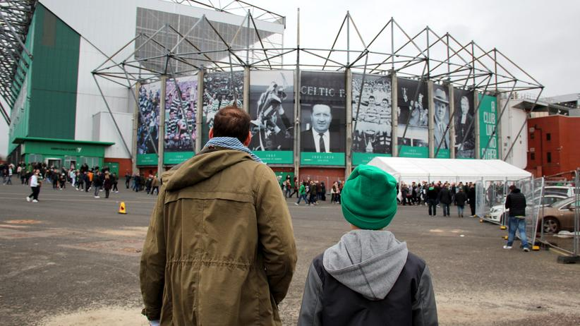 Autismus: Der Celtic Park in Glasgow