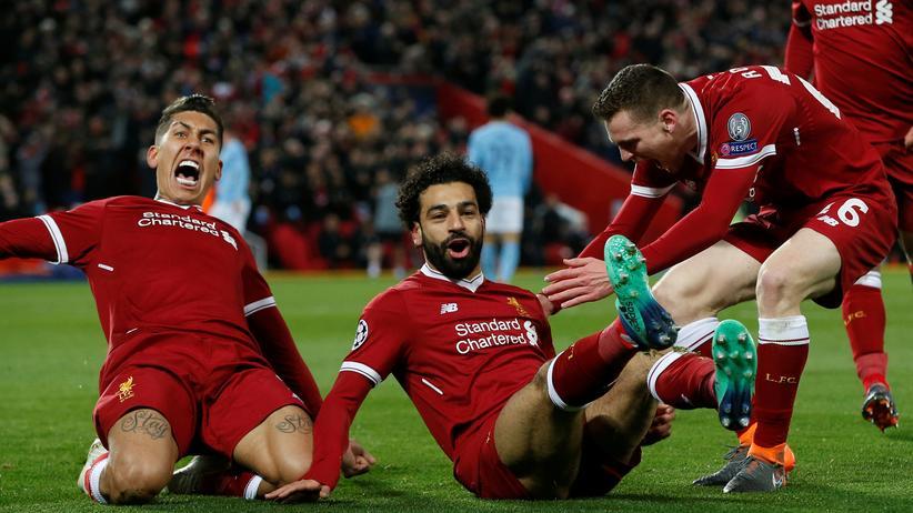 Champions League: Acht Tore in zwei Spielen