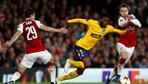 Europa League: Arsenal muss bangen, Marseille legt vor