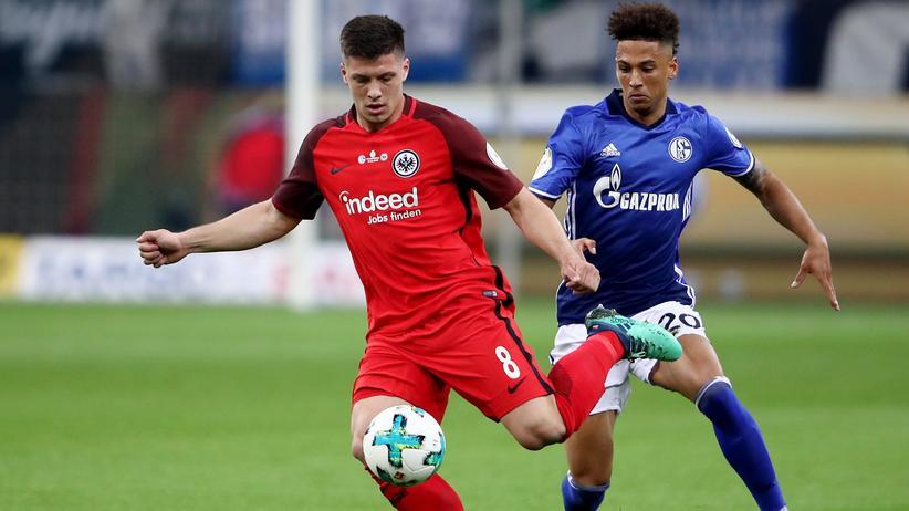 DFB-Pokal-Liveticker: Jetzt live: Schalke gegen Frankfurt