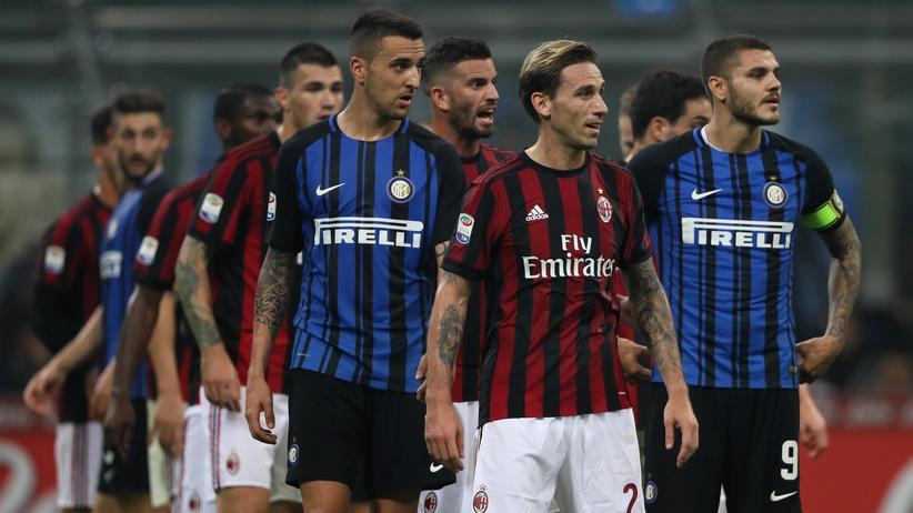 Inter Mailand – AC Mailand: Gewinnt Trump, verliert Mailand