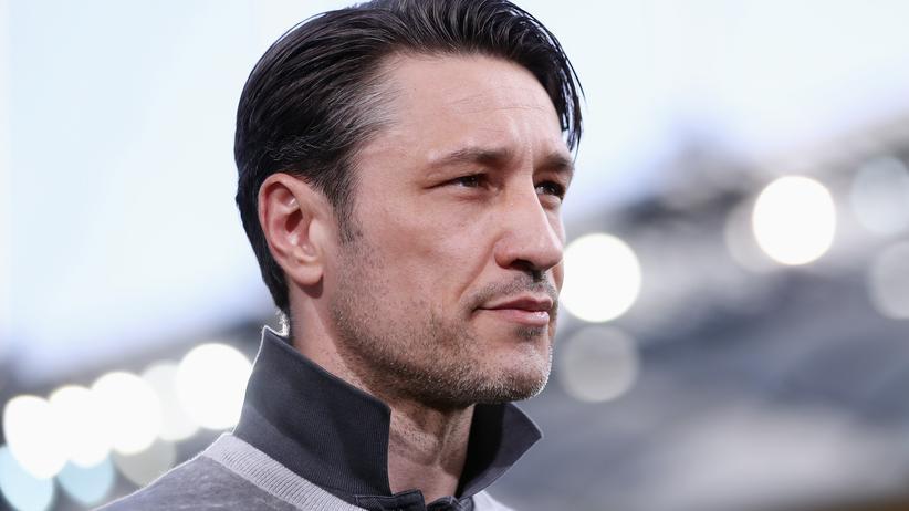 Bundesliga: Wechselt von Frankfurt nach München: Niko Kovač ist Nachfolger von Jupp Heynckes und soll die Mannschaft des FC Bayern in den kommenden drei Jahren coachen.