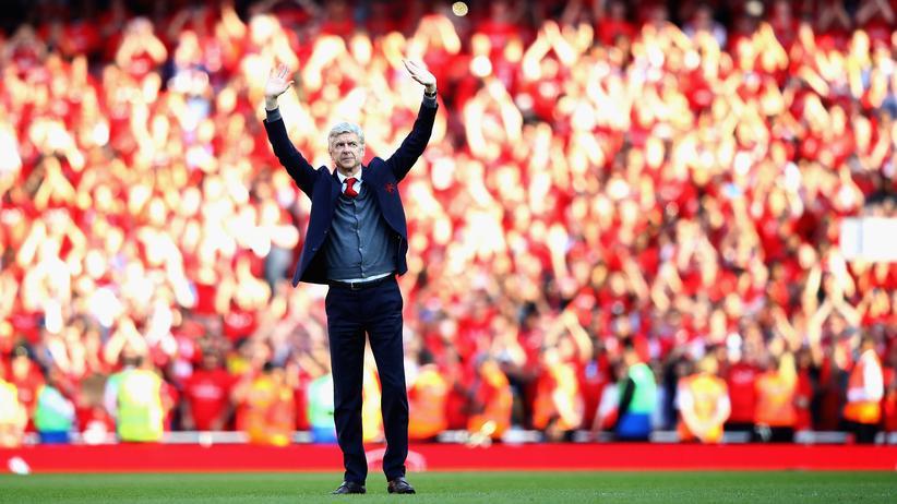 Arsène Wenger: Der Ewige