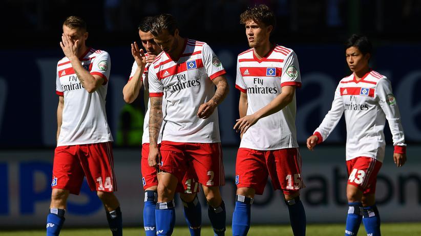 Bundesliga-Rückschau: Und dann hat der HSV auch noch Pech