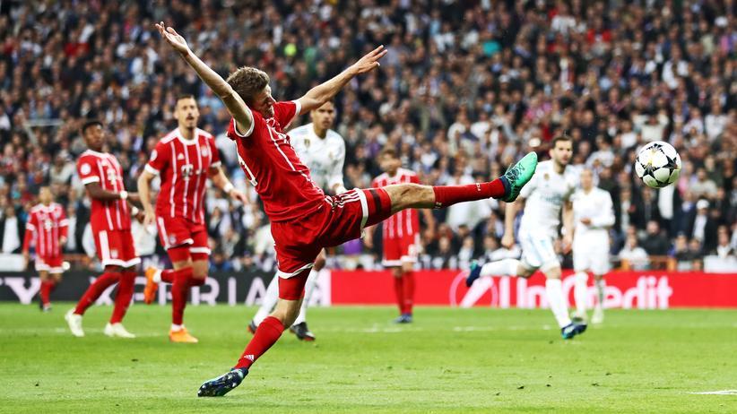 Champions League: Dieser feine Unterschied zwischen Pech und Unvermögen