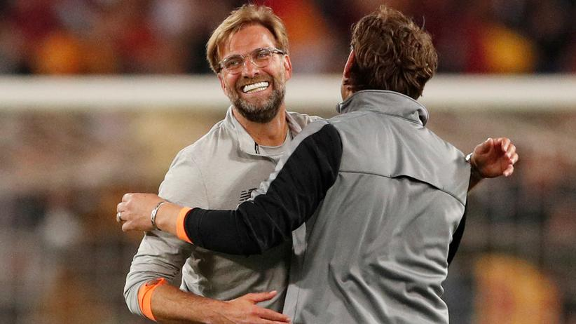 Champions League: Auf bald in Kiew, Kloppo