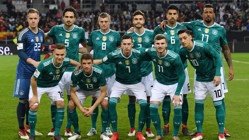Deutscher WM-Kader: Diese Männer wollen Weltmeister werden