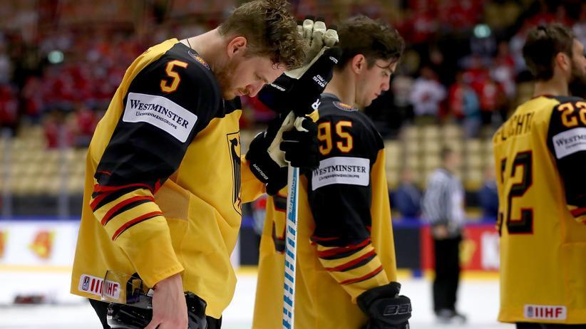 Eishockey-Weltmeisterschaft: Deutschland verliert Vorrundenspiel gegen Norwegen