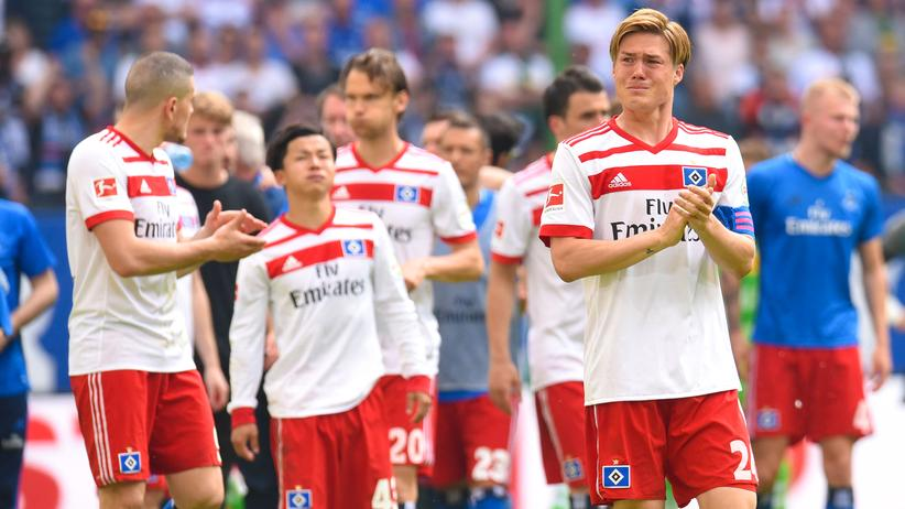 Bundesliga-Rückschau: Tränen beim HSV