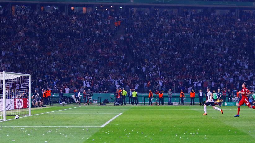 DFB-Pokalfinale: Das perfekte Tor