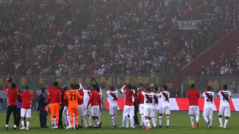 Fußball: Peru ist Weltmeister