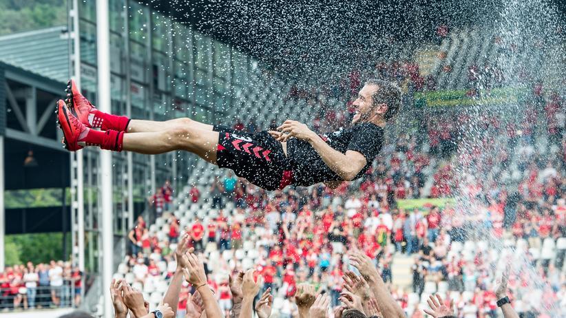 Fußball-Bundesliga : Awa, mach koi Ferz, Sie lieben Freiburg