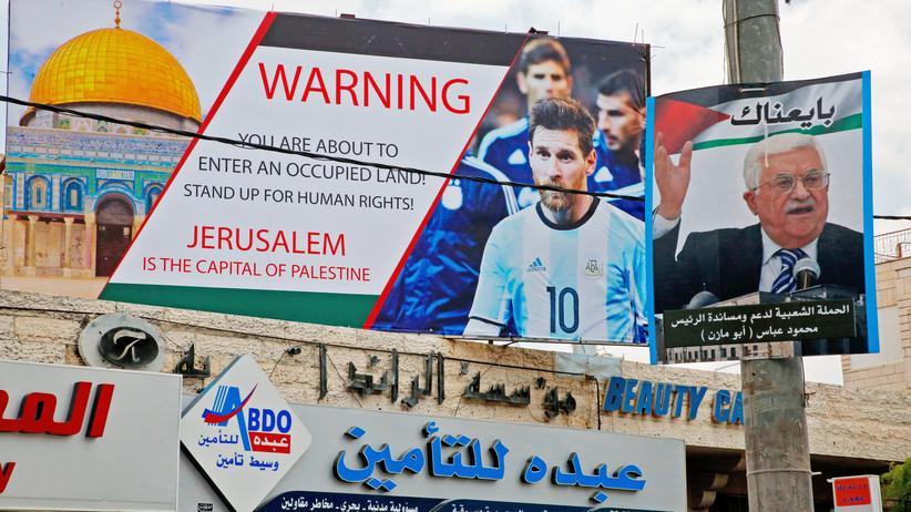 WM-Vorbereitung: Argentinien sagt Testspiel in Jerusalem ab