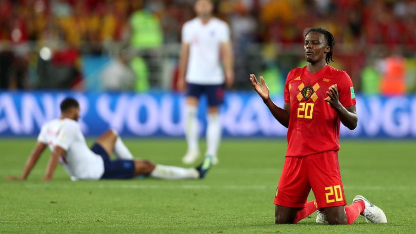 England - Belgien: Ab Montag wieder Fußball