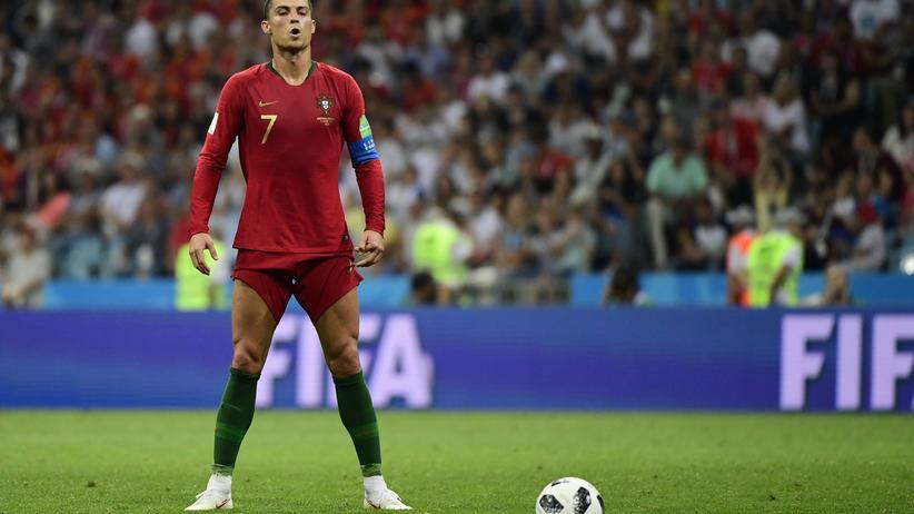 Fußball-WM: Der Ball rollt nur, wenn er ruht