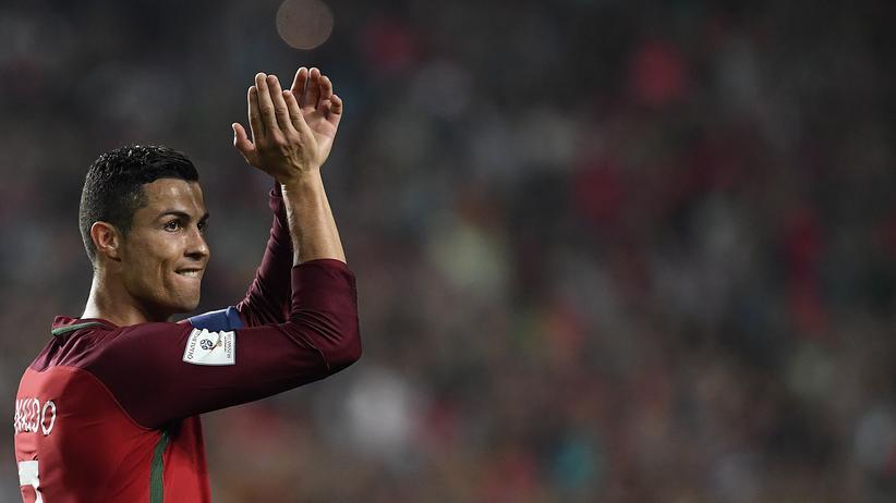 Portugal: Vielleicht ja ein Spielverderber: Cristiano Ronaldo