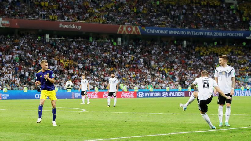 Deutsche Nationalmannschaft: Toni, der Erlöser