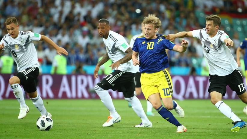 Kommentare Deutschland Schweden