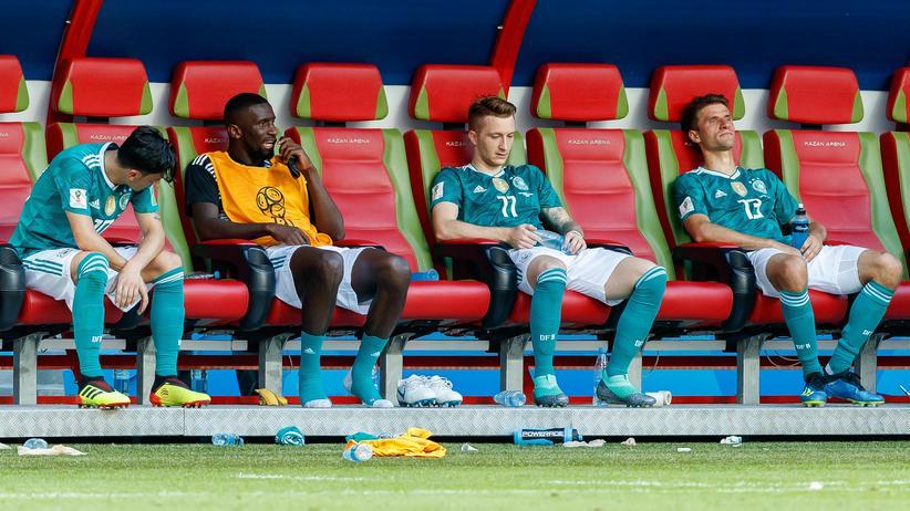 Deutsches WM-Aus: Zu viel Ich, zu wenig Wir
