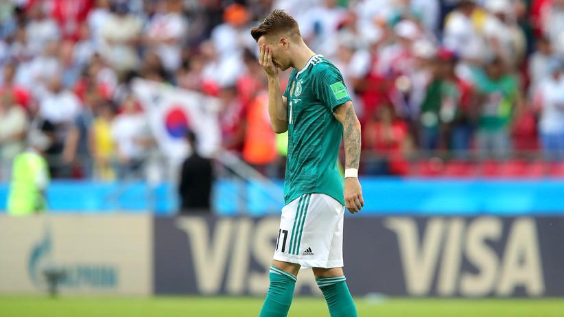 Fußball-WM: Deutschland scheitert erstmals in der Vorrunde