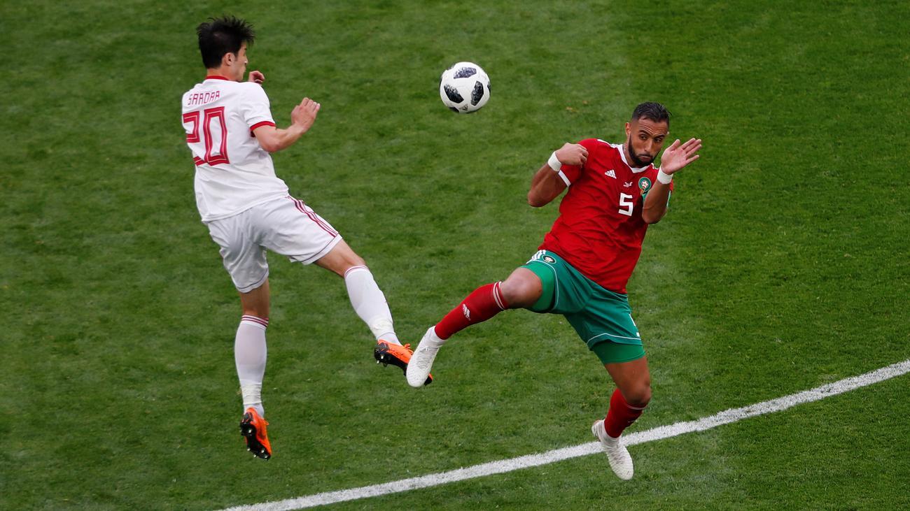Marokko Iran Wm 2021