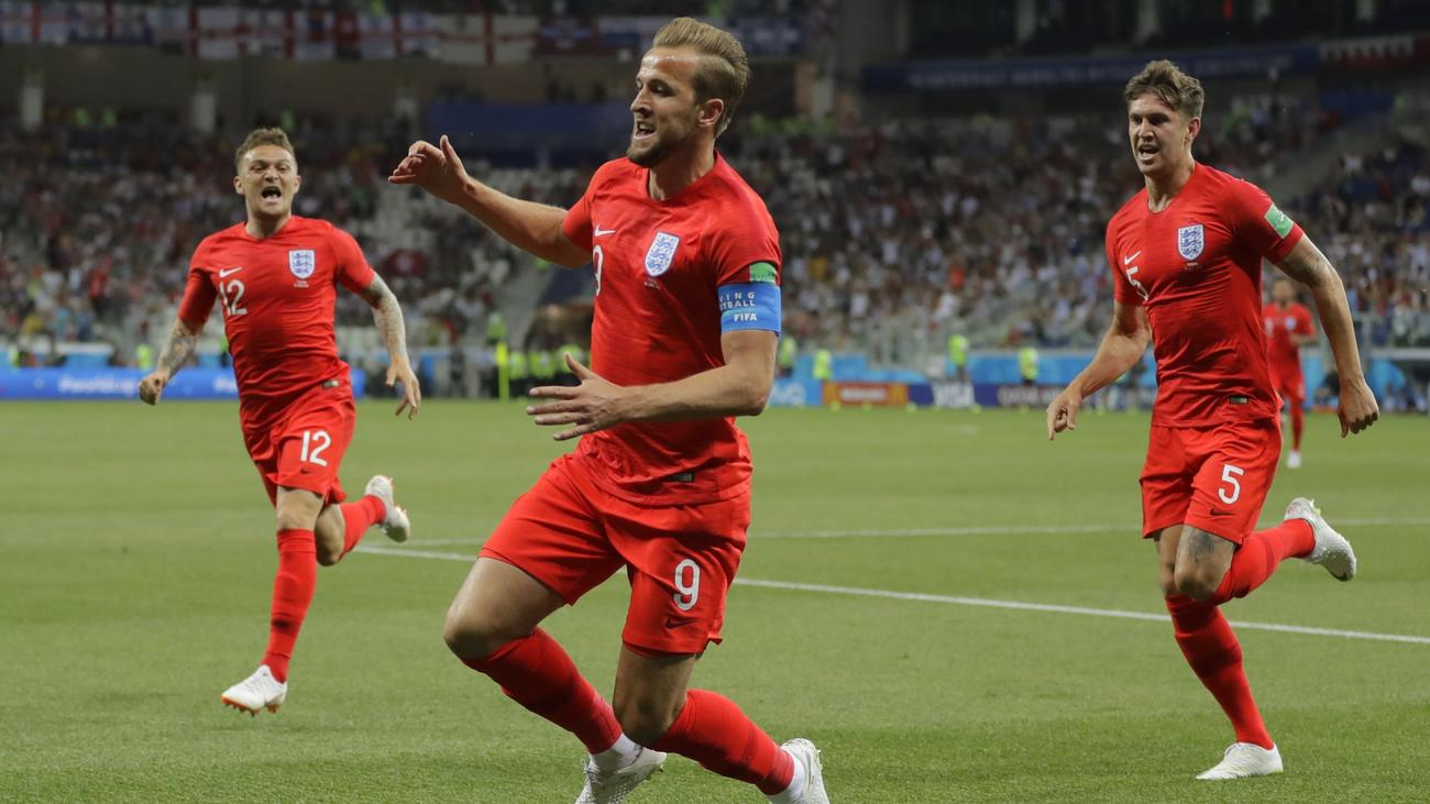 England Gegen Tunesien