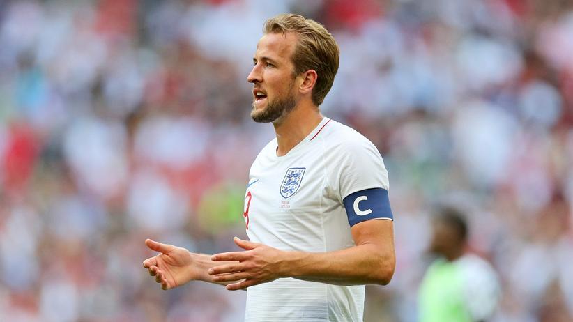 England: Schon ein Guter: Harry Kane